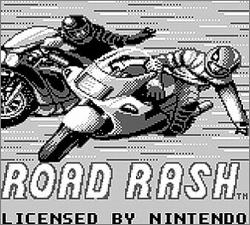 Pantallazo de Road Rash para Game Boy