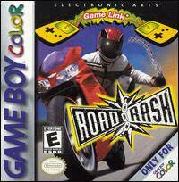 Caratula de Road Rash para Game Boy Color