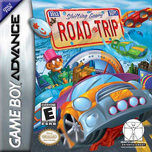 Caratula de Road Trip: Shifting Gears para Game Boy Advance