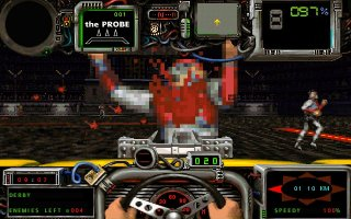 Pantallazo de Road Warrior: Quarantine II para PC
