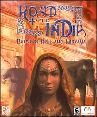 Caratula de Road to India: Between Hell and Nirvana para PC