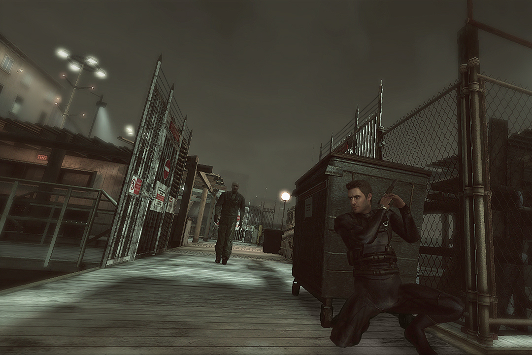 Pantallazo de Robert Ludlum's The Bourne Conspiracy para PlayStation 3