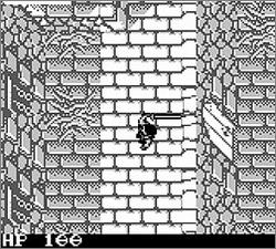 Pantallazo de Robin Hood: Prince of Thieves para Game Boy