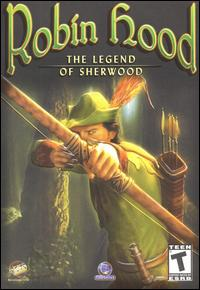 Caratula de Robin Hood: The Legend of Sherwood para PC