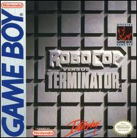 Caratula de RoboCop vs. The Terminator para Game Boy