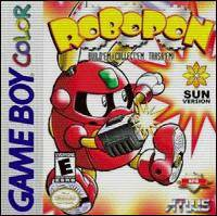 Caratula de Robopon: Sun Version para Game Boy Color