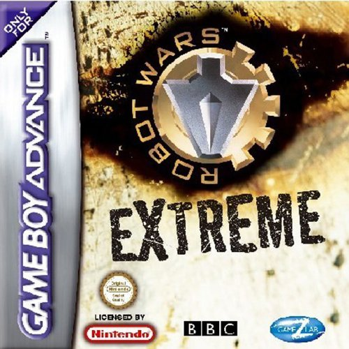 Caratula de Robot Wars: Extreme Destruction para Game Boy Advance