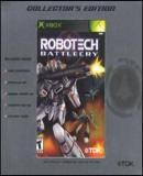 Carátula de Robotech: Battlecry -- Collector's Edition