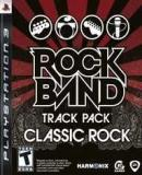 Carátula de Rock Band: Classic Rock Track Pack