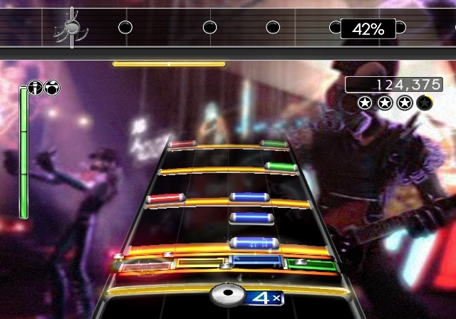 Pantallazo de Rock Band 2 para PlayStation 2