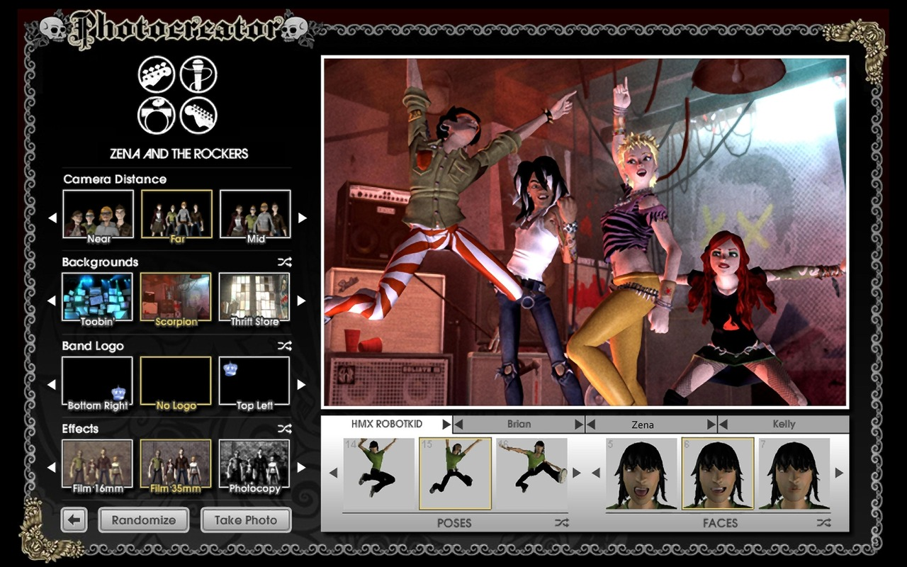 Pantallazo de Rock Band 2 para PlayStation 3