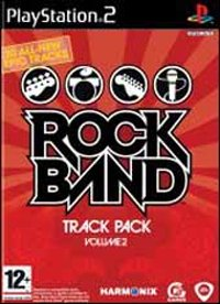 Caratula de Rock Band Track Pack Volume 2 para PlayStation 2