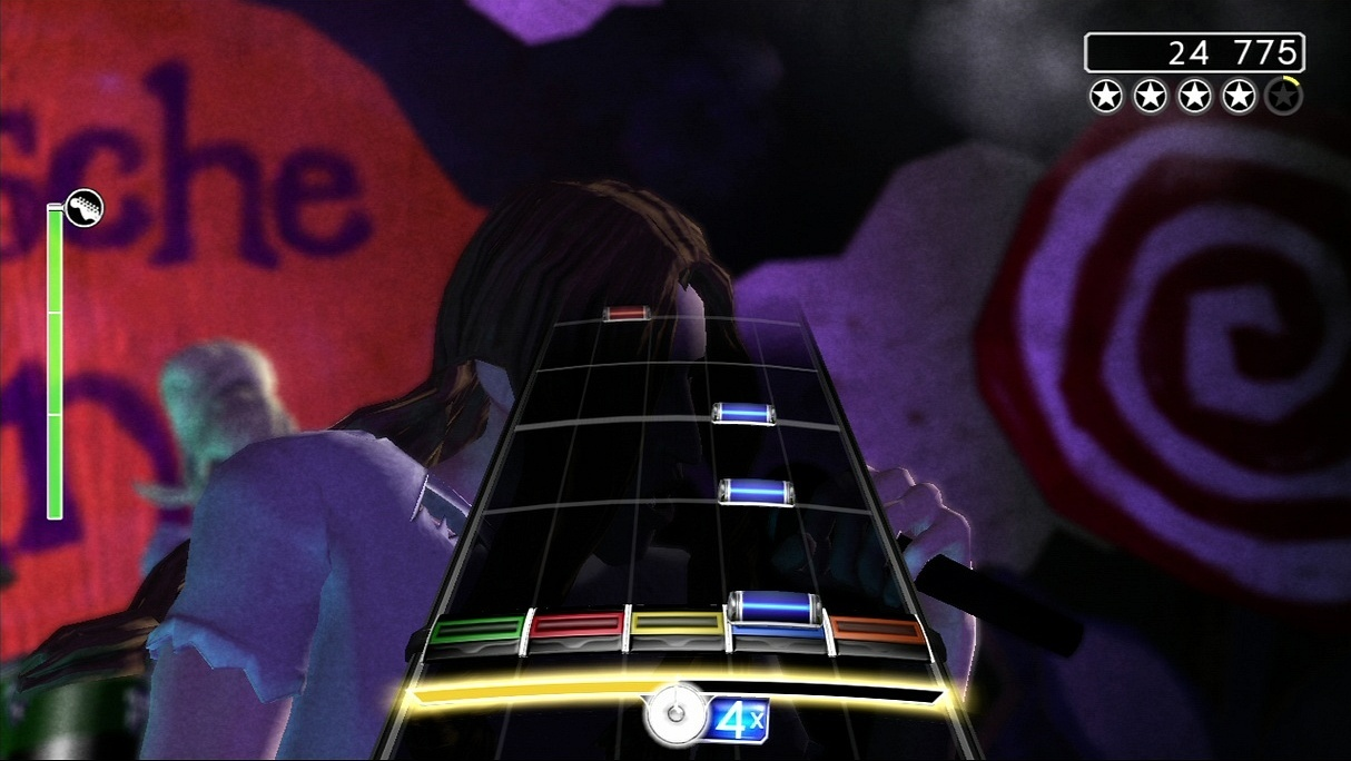 Pantallazo de Rock Band para PlayStation 3