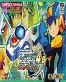 Carátula de RockMan EXE 4.5 Real Operation (Japonés)