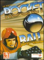 Caratula de Rocket Ball para Commodore 64