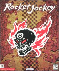 Caratula de Rocket Jockey para PC