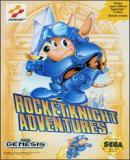 Carátula de Rocket Knight Adventures