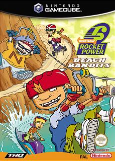 Caratula de Rocket Power: Beach Bandits para GameCube