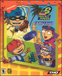 Caratula de Rocket Power: Extreme Arcade Games para PC