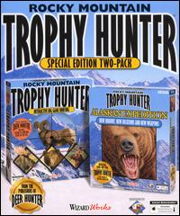 Caratula de Rocky Mountain Trophy Hunter: Special Edition Two-Pack para PC