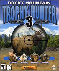Caratula de Rocky Mountain Trophy Hunter 3: Trophies of the West para PC