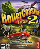 Caratula nº 67077 de RollerCoaster Tycoon 2: Time Twister Expansion Pack (200 x 288)
