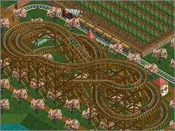 Pantallazo de RollerCoaster Tycoon 2: Triple Thrill Pack para PC