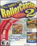 Carátula de RollerCoaster Tycoon 2: Triple Thrill Pack