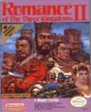 Caratula nº 68276 de Romance of the Three Kingdoms II (130 x 170)