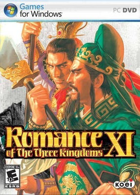 Caratula de Romance of the Three Kingdoms XI para PC