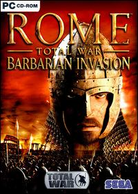 Caratula de Rome: Total War -- Barbarian Invasion para PC