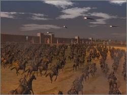 Pantallazo de Rome: Total War -- Barbarian Invasion para PC