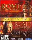 Carátula de Rome: Total War -- Gold Edition