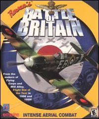 Caratula de Rowan's Battle of Britain para PC