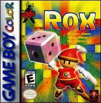 Caratula de Rox para Game Boy Color