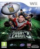 Carátula de Rugby League 3