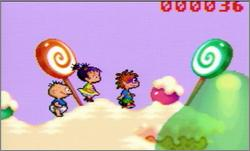 Pantallazo de Rugrats: Castle Capers para Game Boy Advance