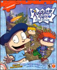 Caratula de Rugrats in Paris: The Movie CD-ROM para PC
