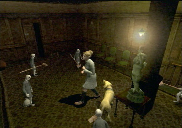 Pantallazo de Rule of Rose para PlayStation 2