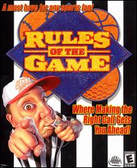 Caratula de Rules of the Game [2001] para PC