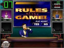 Pantallazo de Rules of the Game [2001] para PC