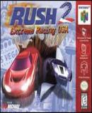 Carátula de Rush 2: Extreme Racing USA