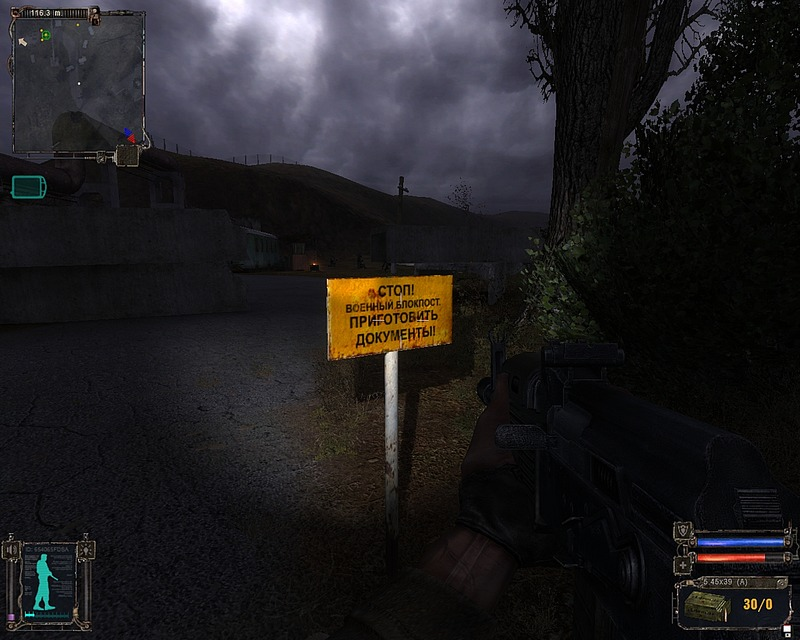 Pantallazo de S.T.A.L.K.E.R. : Shadow of Chernobyl para PC