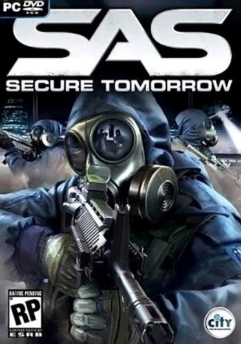 Caratula de SAS: Secure Tomorrow para PC