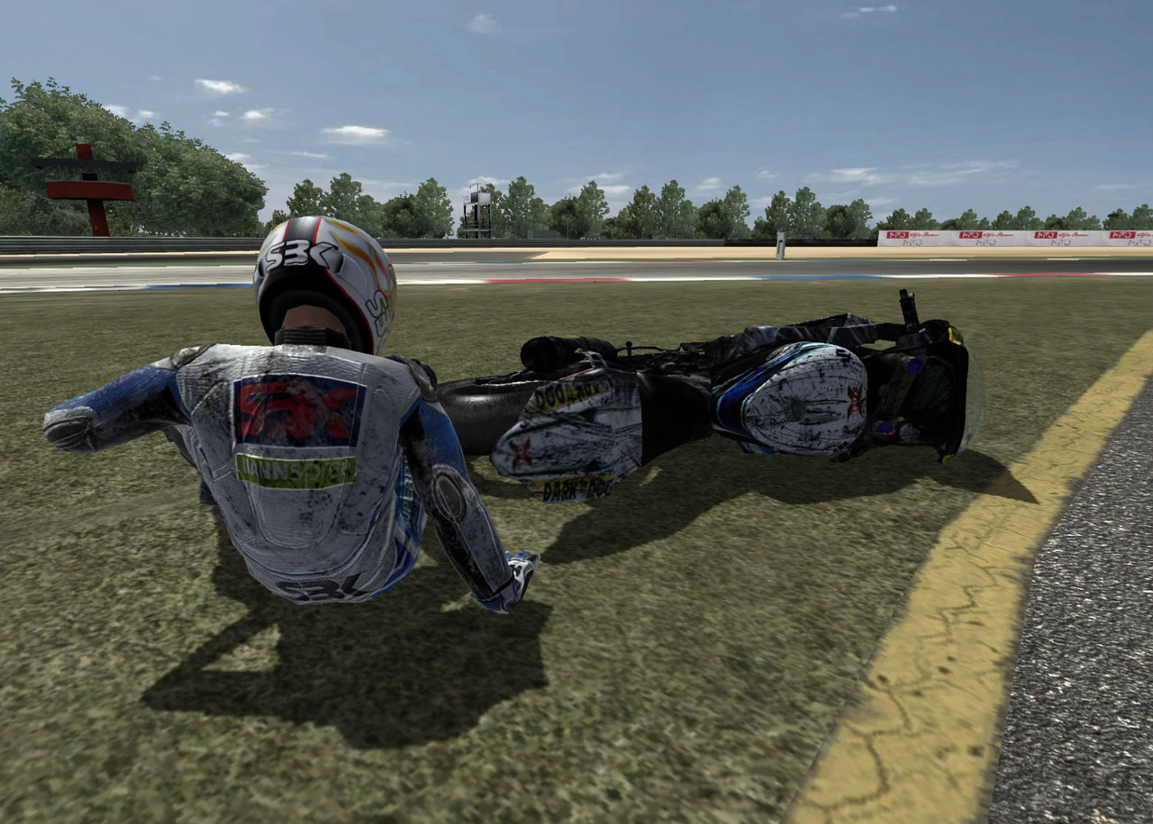 Pantallazo de SBK 09: Superbike World Championship para PlayStation 3
