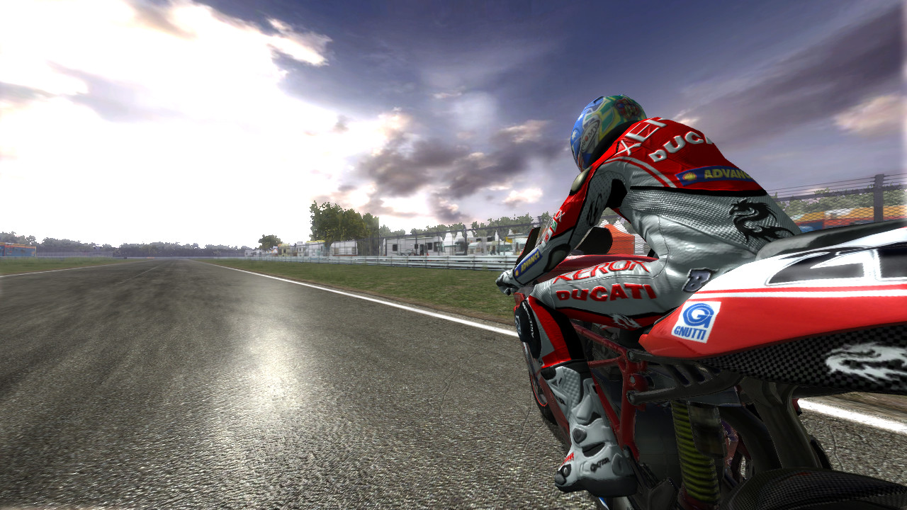 Pantallazo de SBK-08 Superbike World Championship para PlayStation 3