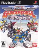 Carátula de SD Gundam Force: Showdown!