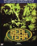 Caratula de SEAL Team para PC