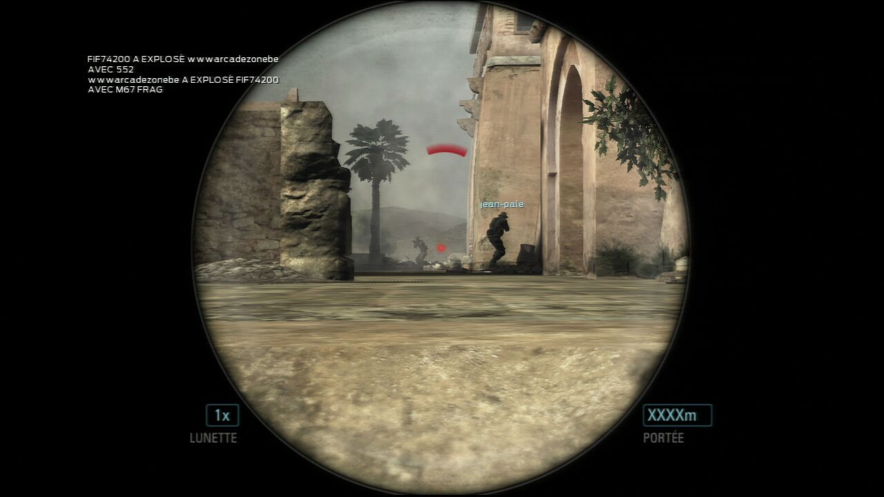 Pantallazo de SOCOM Confrontation para PlayStation 3