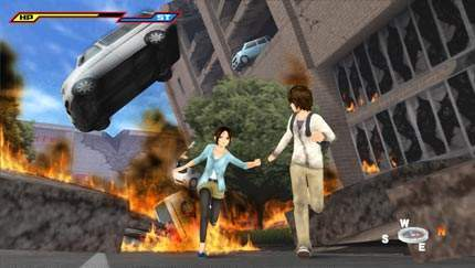Pantallazo de SOS: The Final Escape 3 para PSP